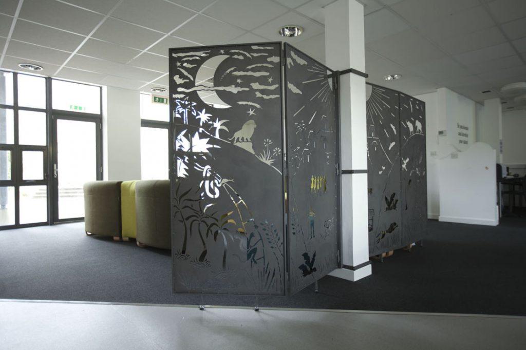 Jungle Panels