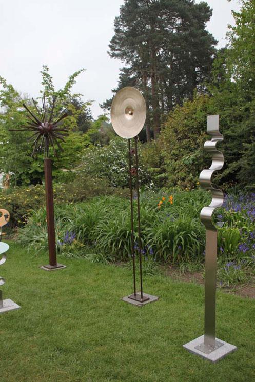 Garden Sculptures - RHS Wisley