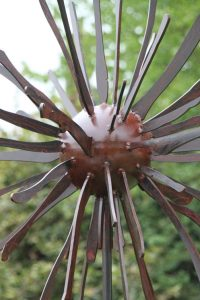 Big Bang - garden sculpture